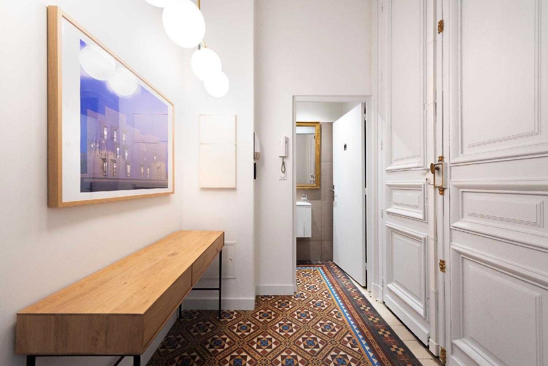 Entrée - Agence TAUTEM Architecture - Montpellier