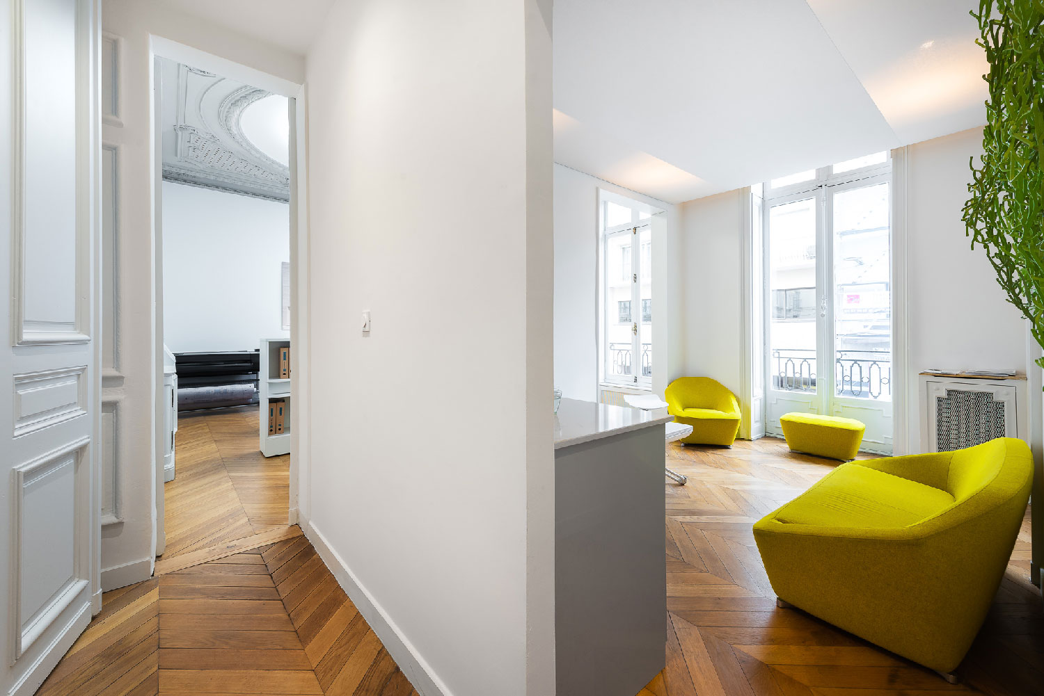 Circulations - Agence TAUTEM Architecture - Montpellier