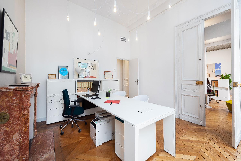 Bureau de direction - Agence TAUTEM Architecture - Montpellier
