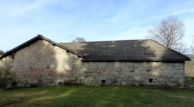 Bergerie du Domaine de Gory, projet de réhabilitation