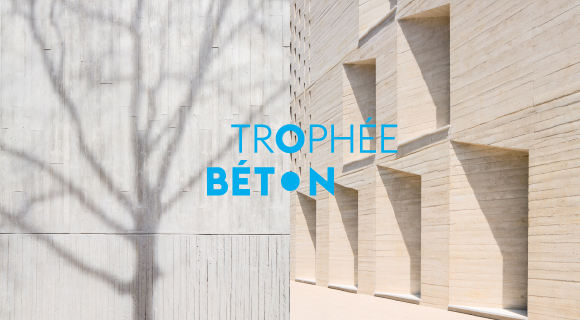 Tautem Architecture lauréat du Trophée Béton