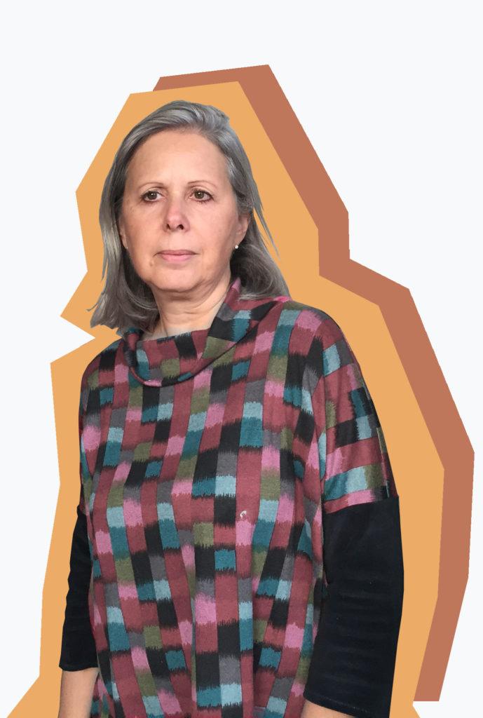 Portrait de Dominique Delord, architecte DPLG, associée gérante TAUTEM Architecture Montpellier